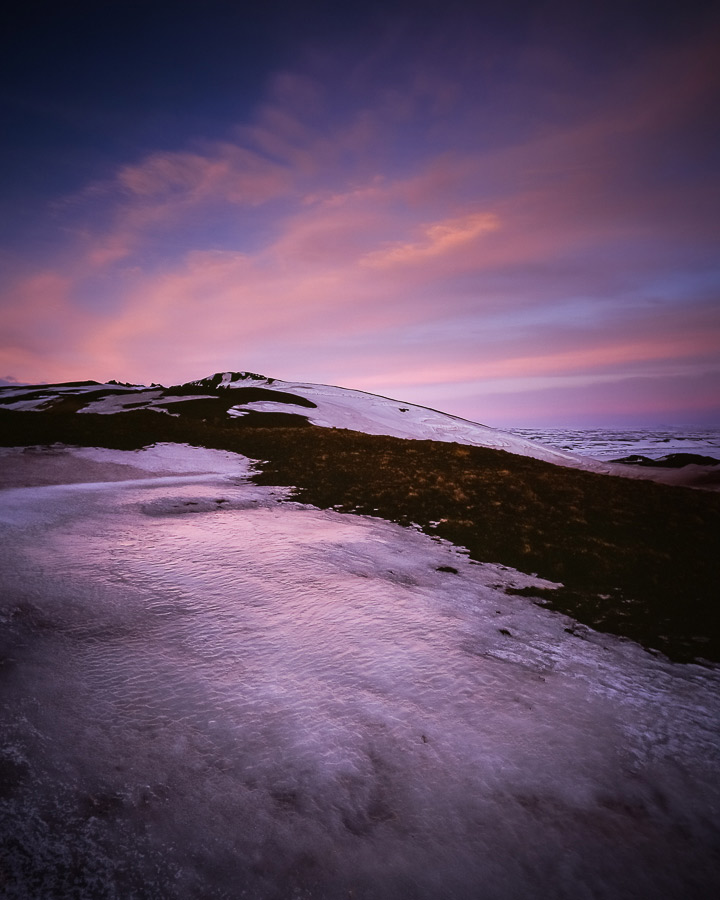 Námafjall, Mývatn, North Iceland: Mamiya 7ii, 43mm lens, Velvia 50, Raynor Czerwinski Photography